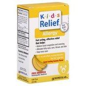 Kids Relief Allergy, Banana Flavor