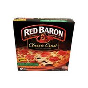 Red Baron Classic Sausage & Pepperoni Pizza