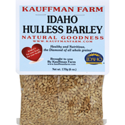 Kauffman Farm Soup, Hulless Barley
