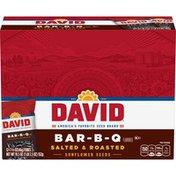 DAVID Seeds Barbeque Flavored Sunflower Seeds