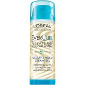 Evercurl Sulfate-Free Sculpt & Hold Cream-Gel Curl Care System
