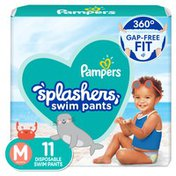 Pampers Swim Diapers Size M 11
