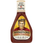 Newman's Own Vinaigrette, Red Wine Vinegar & Oil