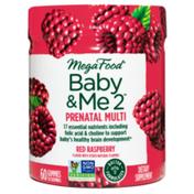 MegaFood Baby & Me 2™  Prenatal Multi Gummies