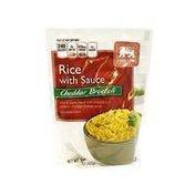 Food Lion Cheddar Broccoli Rice with Sauce