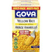 Goya Spanish Style Yellow Rice Mix Multi-Pack