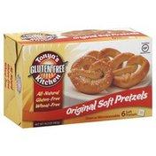Tonya's Gluten Free Kitchen Soft Pretzels, Original