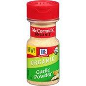 McCormick® Organic Ground Garlic Powder