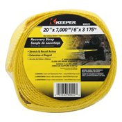 Keeper Recovery Strap, 20 Feet