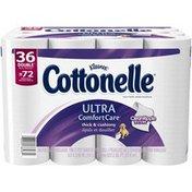 Cottonelle Ultra Comfort Care 2- Ply Double Rolls Toilet Paper