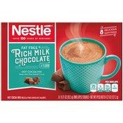 Nestle Fat Free Rich Milk Chocolate Hot Cocoa Mix