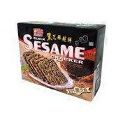 Fu Yi Shan Black Sesame Biscuits