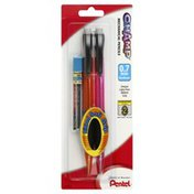 Pentel Mechanical Pencils, No. 2 (0.7 mm), Medium