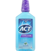 ACT Mouthwash, Icy Clean Mint