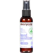 Everyone Hand Sanitizer Spray, Lavender + Aloe