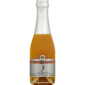 Barefoot Pink Moscato Champagne Sparkling Wine 1 Single Serve Bottle
