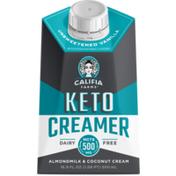 Califia Farms Keto Creamer - Unsweetened Vanilla