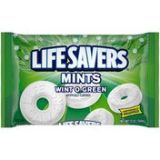 Life Savers Wint O Green Mints Candy