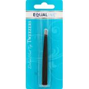 Equaline Tweezers, Deluxe Slant Tip