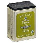 Watkins Thyme Leaves, Gourmet