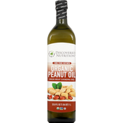 Discovered Nutrition Peanut Oil, Organic