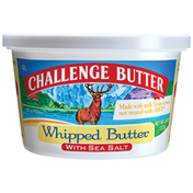 Challenge Whipped Butter with Sea Salt