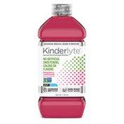 Kinderlyte Advanced Oral Electrolyte Solution Raspberry Lemonade