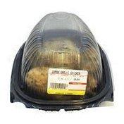Bianchini's Market Lemon Garlic Whole Hot Rotisserie Chicken