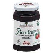 Fiordifrutta Fruit Spread, Organic, Cherry