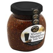 Lakeshore Mustard, Wholegrain, with Irish Stout
