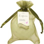 Enfusia Bath Bomb, Fizz & Foam, Coriander Rosewood