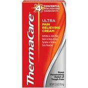 ThermaCare Ultra Pain Relieving Cream, Ultra Pain Relieving Cream