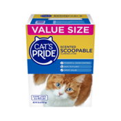 Cat's Pride Scented Scoopable Lightweight Clumping Clay Cat Litter