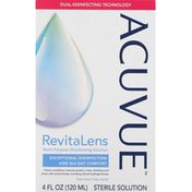 ACUVUE Multi-Purpose Disinfecting Solution, RevitaLens