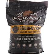 Bear Mountain Hardwood Pellets, Gourmet BBQ