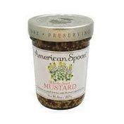 American Spoon Whole Seed Mustard