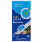 Simply Done Slider Quart Freezer