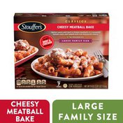 Stouffer's Stouffer's Large Family Size Cheesy Meatball Bake Frozen Meal