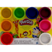 Hasbro Play-Doh Brand Modeling Compound Rainbow Starter Pack