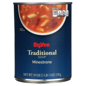 Hy-Vee Minestrone Traditional Soup