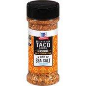 McCormick®  A Hint of Sea Salt Mexican Taco Truck Seasoning