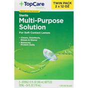 TopCare Sterile Multi-Purpose Solution For Soft Contact Lenses