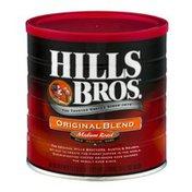 Hills Bros. Coffee Original Blend Medium Roast