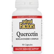 Natural Factors Quercetin, Capsules