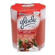 Glade Candle Red Honeysuckle Nectar