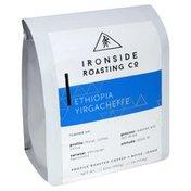 Ironside Roasting Co Coffee, Whole Bean, Profile Roasted, Ethiopia Yirgacheffe