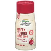 Bolthouse Farms Peppercorn Ranch Greek Yogurt Dressing