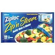 Ziploc Cooking Bags