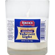 Rokeach Yahrzeit Light