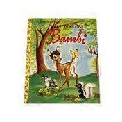 Golden & Disney Bambi Disney Classic Little Golden Book Hardcover